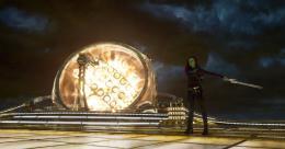 photo 36/38 - Zoe Saldana - Les Gardiens de la Galaxie Vol. 2 - © Disney