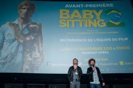 photo 41/43 - Avant-premi�re du film � Paris - Babysitting 2 - © Universal Pictures International France