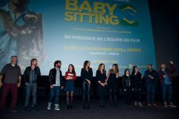 photo 16/43 - Avant-premi�re du film � Paris - Babysitting 2 - © Universal Pictures International France