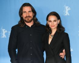 photo 26/37 - Christian Bale, Natalie Portman - Photocall - Berlin 2015 - Knight of Cups - © Isabelle Vautier pour Commeaucinema.com
