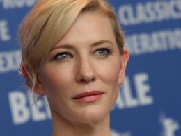photo 60/112 - Cate Blanchett - Conférence - Berlin 2015 - Cendrillon - © Isabelle Vautier pour Commeaucinema.com