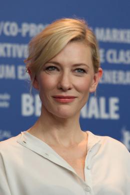 photo 54/112 - Cate Blanchett - Conférence - Berlin 2015 - Cendrillon - © Isabelle Vautier pour Commeaucinema.com