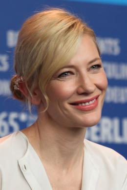 photo 64/112 - Cate Blanchett - Conférence - Berlin 2015 - Cendrillon - © Isabelle Vautier pour Commeaucinema.com