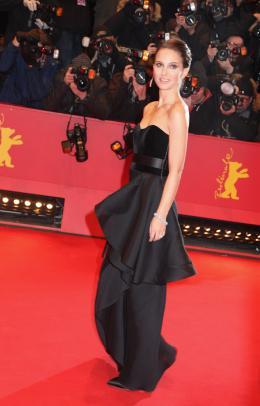 photo 35/37 - Natalie Portman - Tapis rouge - Berlin 2015 - Knight of Cups - © Isabelle Vautier pour Commeaucinema.com