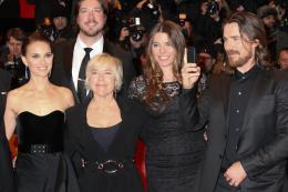 photo 34/37 - Natalie Portman, Christian Bale - Tapis rouge - Berlin 2015 - Knight of Cups - © Isabelle Vautier pour Commeaucinema.com