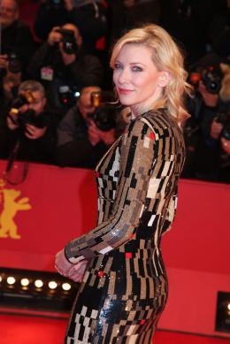 photo 97/112 - Cate Blanchett - Tapis rouge - Berlin 2015 - Cendrillon - © Isabelle Vautier pour Commeaucinema.com