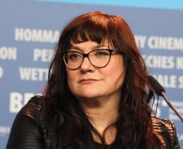 photo 11/29 - Isabelle Coixet - Conférence Berlin 2015 - Personne n'attend la nuit - © Isabelle Vautier pour Commeaucinema.com