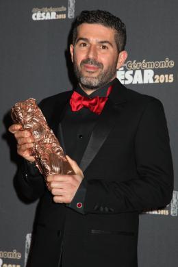 Sofian El Fani César 2015 photo 1 sur 1