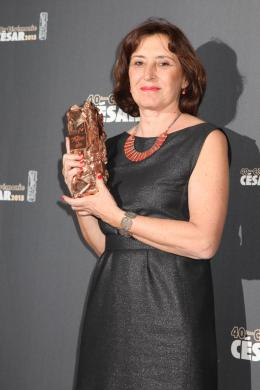Nadia Ben Rachid César 2015 photo 1 sur 1