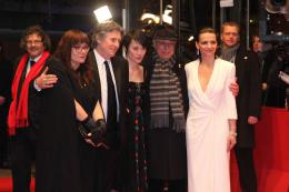 Personne n'attend la nuit Isabel Coixet, Gabriel Byrne, Rinko Kikuchi, Dieter Kosslick, Juliette Binoche - Berlin 2015 photo 6 sur 29