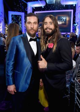 Jared Leto SAG Awards 2015 photo 9 sur 65