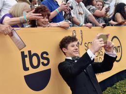 Nolan Gould SAG Awards 2015 photo 1 sur 13