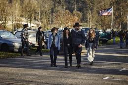 Les Cowboys François Damiens, Ellora Torchia, Agathe Dronne photo 3 sur 8