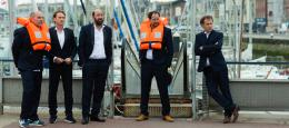 photo 5/11 - Vincent Moscato, Benoît Magimel, Kad Merad, Jean-François Cayrey, Charles Berling - On voulait tout casser - © Gaumont Distribution