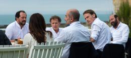 photo 9/11 - Jean-François Cayrey, Benoît Magimel, Vincent Moscato, Benoît Magimel, Kad Merad - On voulait tout casser - © Gaumont Distribution