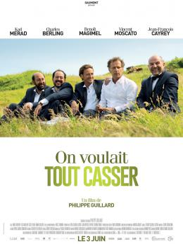photo 11/11 - On voulait tout casser - © Gaumont Distribution