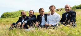 photo 2/11 - Kad Merad, Jean-François Cayrey, Benoît Magimel, Charles Berling, Vincent Moscato - On voulait tout casser - © Gaumont Distribution