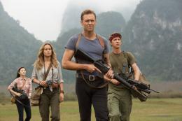 photo 23/53 - Tian Jong, Brie Larson, Tom Hiddleston, Thomas Mann - Kong : Skull Island - © Warner Bros