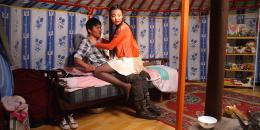 Otgonjargal Huygbaatar Enfances Nomades photo 2 sur 2