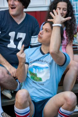 Michael Ian Black Wet Hot American Summer : First Day of Camp photo 5 sur 6