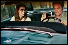 La Dame dans l'auto avec des lunettes et un fusil Freya Mavor, Elio Germano photo 5 sur 15