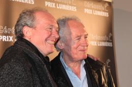 Luc Dardenne 20èmes Trophées des Lumières 2015 photo 9 sur 43