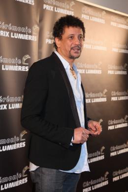 Abel Jafri 20�mes Troph�es des Lumi�res 2015 photo 1 sur 7