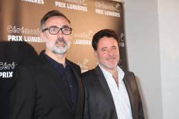 Guy Laurent 20�mes Troph�es des Lumi�res 2015 photo 1 sur 1