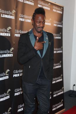 Marco Prince 20èmes Trophées des Lumières 2015 photo 1 sur 1