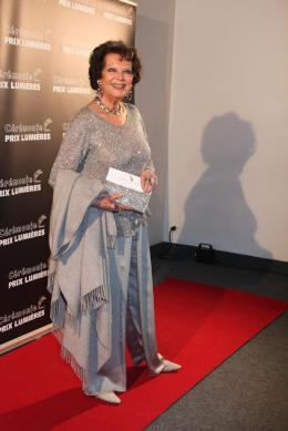 Claudia Cardinale 20èmes Trophées des Lumières 2015 photo 7 sur 69