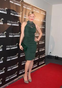 Anna Sherbinina 20èmes Trophées des Lumières 2015 photo 1 sur 1