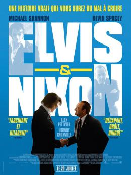 photo 11/11 - Elvis & Nixon - © Warner Bros