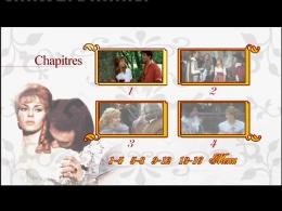 Angélique, marquise des anges Menu Dvd photo 2 sur 2