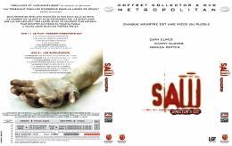 photo 17/19 - Jaquette Dvd - Edition Director's Cut - Saw - © Métropolitan Film