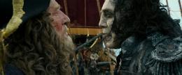 photo 2/23 - Geoffrey Rush, Javier Bardem - Pirates des Caraïbes - La Vengeance de Salazar - © Walt Disney Studios