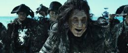 photo 9/23 - Javier Bardem - Pirates des Caraïbes - La Vengeance de Salazar - © Walt Disney Studios