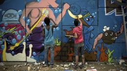 Los Hongos Jovan Alexis Marquinez,Calvin Buenaventura photo 3 sur 11