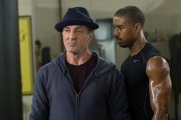 photo 18/40 - Michael B. Jordan, Sylvester Stallone - Creed : l'h�ritage de Rocky Balboa - © Warner Bros