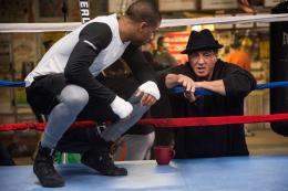 photo 3/40 - Michael B. Jordan, Sylvester Stallone - Creed : l'h�ritage de Rocky Balboa - © Warner Bros