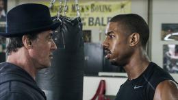 photo 11/172 - Creed : l'h�ritage de Rocky Balboa - Sylvester Stallone - © Warner Bros