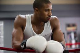 photo 19/40 - Michael B. Jordan - Creed : l'h�ritage de Rocky Balboa - © Warner Bros