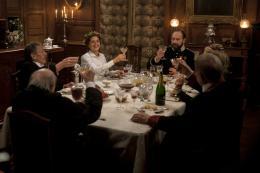 photo 16/24 - Olivier Gourmet, Georgia Scalliet - L'Odeur de la Mandarine - © Metropolitan Film