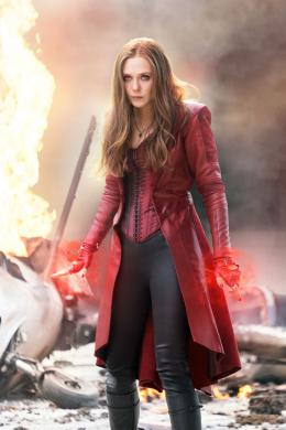 photo 25/46 - Elizabeth Olsen - Captain America : Civil War - © Disney