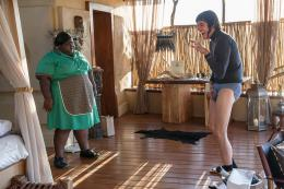 photo 2/18 - Sacha Baron Cohen, Gabourey Sidibe - Grimsby - Agent trop Sp�cial - © Sony Pictures