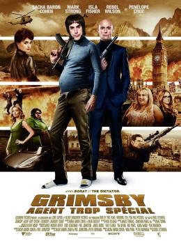 photo 18/18 - Grimsby - Agent trop Spécial - © Sony Pictures