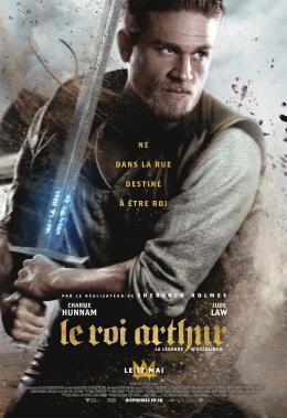 photo 57/57 - Affiche La Légende du roi Arthur - Le Roi Arthur - La Légende d'Excalibur - © Warner Bros