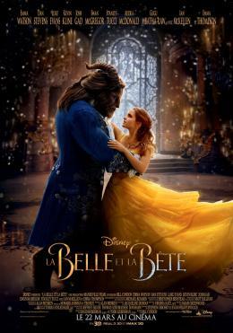 photo 22/37 - affiche de La Belle et la Bête - La Belle et la Bête - © Walt Disney Studios Motion Pictures