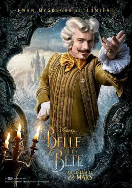 photo 26/37 - affiche de La Belle et la Bête - La Belle et la Bête - © Walt Disney Studios Motion Pictures