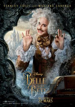 photo 32/37 - affiche de La Belle et la Bête - La Belle et la Bête - © Walt Disney Studios Motion Pictures