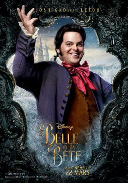 photo 33/37 - affiche de La Belle et la Bête - La Belle et la Bête - © Walt Disney Studios Motion Pictures